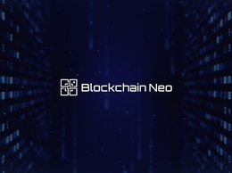 ホームページ制作実績 BlockchainNeo様コーポレートサイト