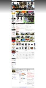 ホームページ制作実績 ECサイトおよび管理システム(在庫・受発注・入金その他一式)