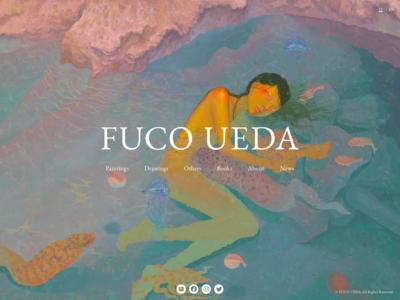 ホームページ制作実績 FUCO UEDA