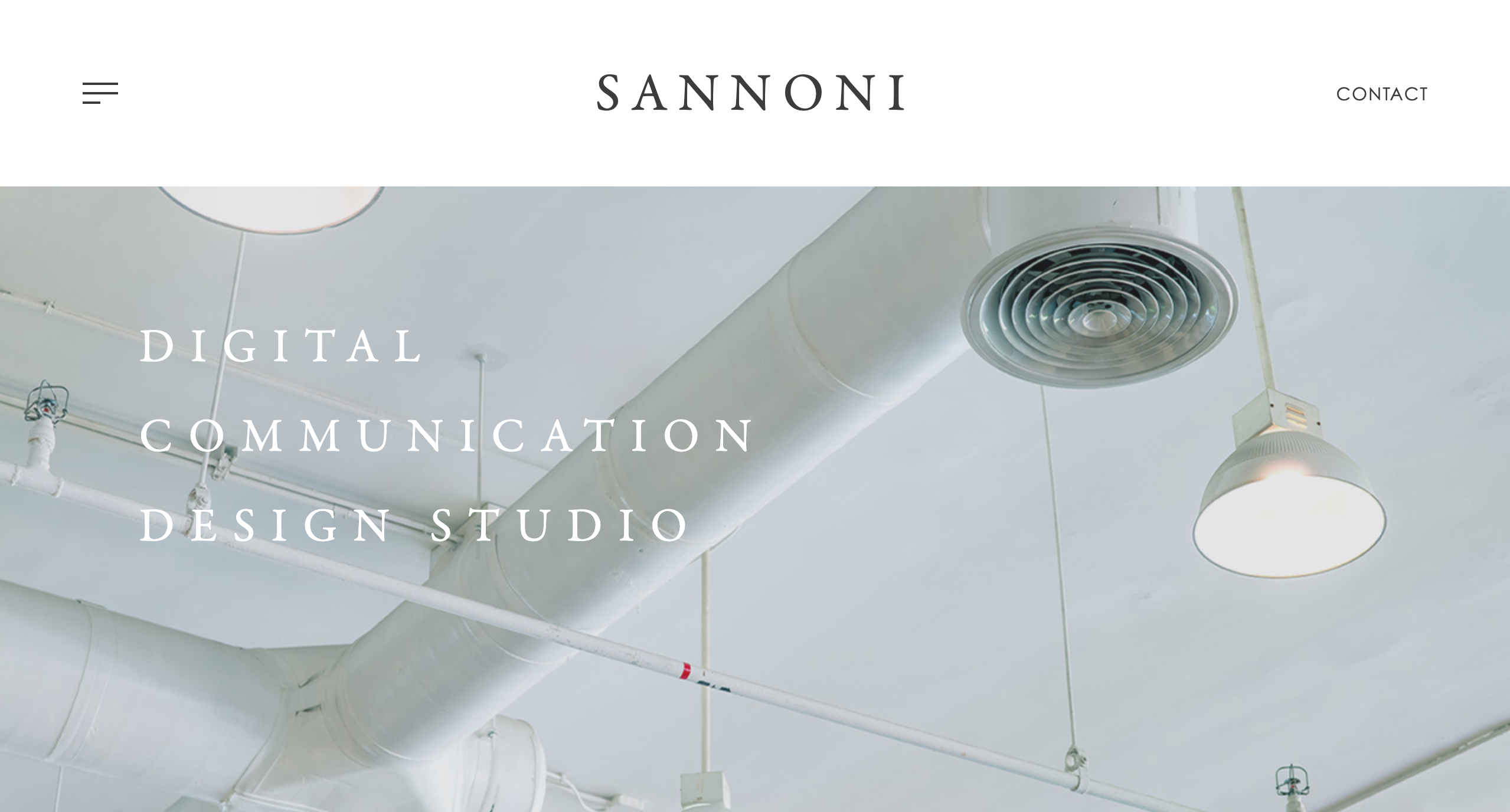 ホームページ制作会社 SANNONI